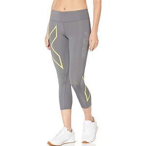 2XU mid-rise 7/8 compression tights
